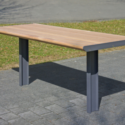 Paribus Table | Exterior tables | Westeifel Werke