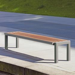 Quater Stoolbench | Exterior benches | Westeifel Werke