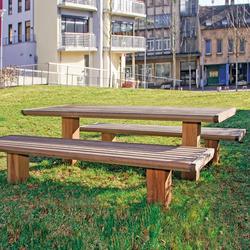 Nemus Table | Exterior tables | Westeifel Werke