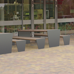 Gena Table | Exterior tables | Westeifel Werke