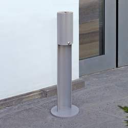 Legio Standing ashtray | Cubos basura / Papeleras | Westeifel Werke
