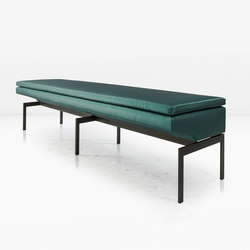 Mancini Bench | Waiting area benches | Khouri Guzman Bunce Lininger