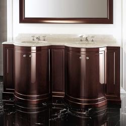 Regent Mahagony Meuble Porte-Labavo | Meubles lavabos | Devon&Devon
