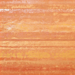Ewall Orange Stripes | Keramik Fliesen | Atlas Concorde