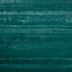 Ewall Petroleum Green Stripes | Piastrelle | Atlas Concorde
