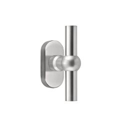 FERROVIA FVT125-DK-O | Lever window handles | Formani