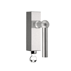 FERROVIA FVL85-DKLOCK | High security fittings | Formani