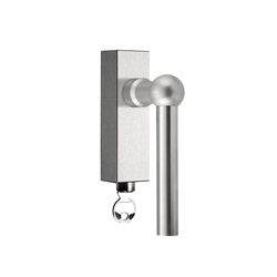 FERROVIA FVL110-DKLOCK | High security fittings | Formani