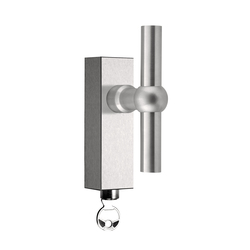 FERROVIA FVT110-DKLOCK | High security fittings | Formani