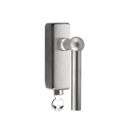 FERROVIA FVL100-DKLOCK-O | High security fittings | Formani