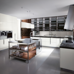 Barrique | Fitted kitchens | Ernestomeda