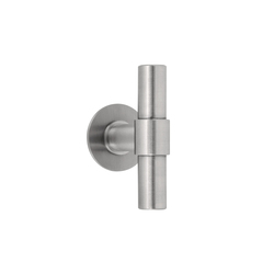 ONE PBT100G | Knob handles for glass doors | Formani