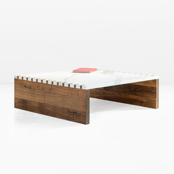 Zaragosa Coffee Table | Couchtische | Khouri Guzman Bunce Lininger