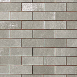 Ewall Concrete Minibrick | Ceramic tiles | Atlas Concorde
