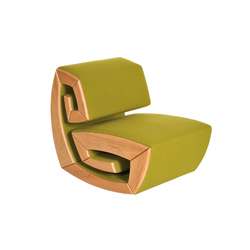 Liu | Lounge chairs | Sedes Regia