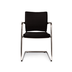 ErgoMedic 110-4 Visit | Visitors chairs / Side chairs | Wagner