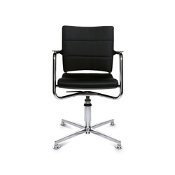ErgoMedic 110-4 3D Visit | Visitors chairs / Side chairs | Wagner