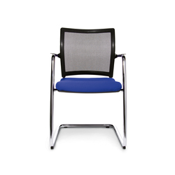 ErgoMedic 110-2 | Visitors chairs / Side chairs | Wagner