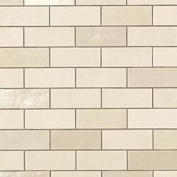 Ewall White Minibrick | Ceramic tiles | Atlas Concorde