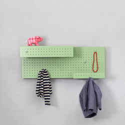 Raster warderobe | Shelves | Utensil