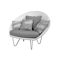 Gigi - Lounge | Garden armchairs | Vincent Sheppard