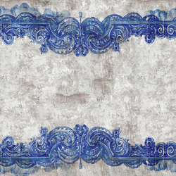 BLUE POWDER | Wall coverings / wallpapers | Wall&decò