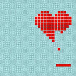 Heart Game | Plaques de revêtement | Wall&decò