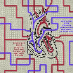 HEART GAME | Carta parati / tappezzeria | Wall&decò