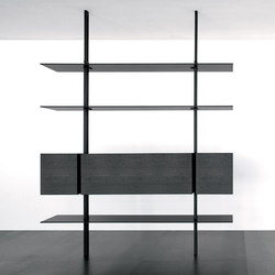 System SY14 | Office shelving systems | Extendo
