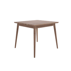 Lucy - Gustav Square Table | Dining tables | Vincent Sheppard