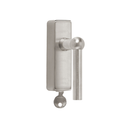 TIMELESS 1910L-DKLOCK-O | Lever window handles | Formani