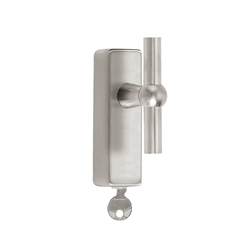 TIMELESS 1910T-DKLOCK-O | Lever window handles | Formani