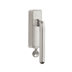 TIMELESS 1921-DKLOCK-O | Lever window handles | Formani