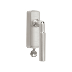 TIMELESS 1924-DKLOCK-O | Lever window handles | Formani