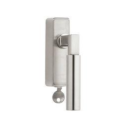 TIMELESS 1930-DKLOCK-O | Lever window handles | Formani