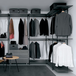 Slide SL01 | Walk-in wardrobes | Extendo