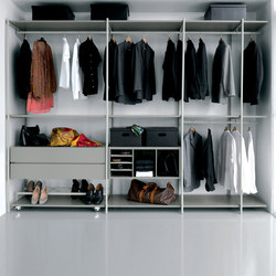 Slide SL03 | Walk-in wardrobes | Extendo