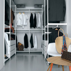 Slide SL04 | Walk-in wardrobes | Extendo