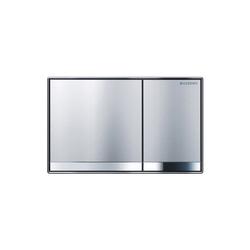 Geberit actuator plate Sigma60 | Grifería para WCs | Geberit