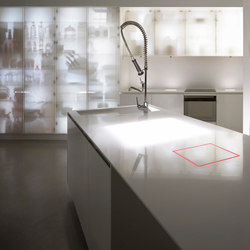 Corian® Nouvel Lumieres | Fitted kitchens | Ernestomeda