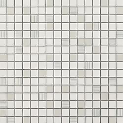 Mark White Mosaico | Mosaicos de cerámica | Atlas Concorde