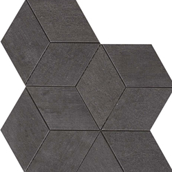 Mark Graphite Esagono | Tiles | Atlas Concorde