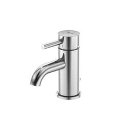 100 1000 Single lever basin mixer with pop up waste 1 ¼"