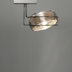 Opto D1 transparent | Ceiling-mounted spotlights | Wortmeyer Licht