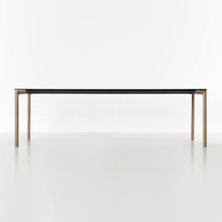 Boiacca Wood | Dining tables | Kristalia