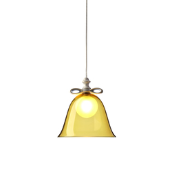 bell lamp amber small | Allgemeinbeleuchtung | moooi
