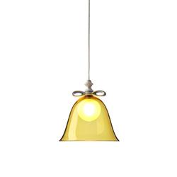 bell lamp amber small | General lighting | moooi