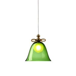 bell lamp green small | Iluminación general | moooi