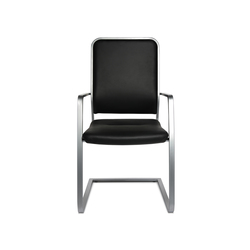 W10 | Visitors chairs / Side chairs | Wagner