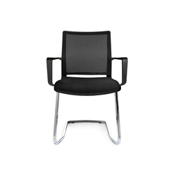 W70 | Visitors chairs / Side chairs | Wagner